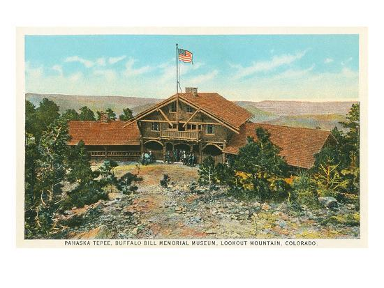 buffalo-bill-memorial-museum-lookout-mountain-colorado