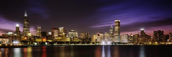 buildings-at-the-waterfront-lit-up-at-night-sears-tower-lake-michigan-chicago-illinois-usa