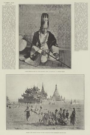 burmese-past-royalty