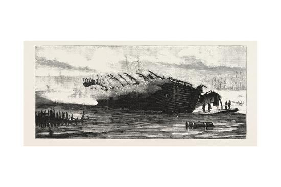 burning-of-the-goliath-the-remains-of-the-vessel-1876