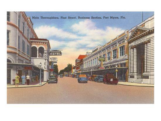 business-district-ft-myers-florida