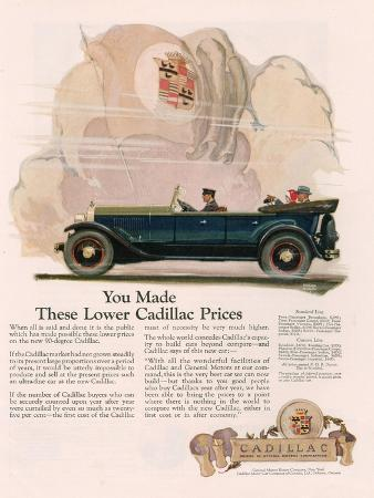 cadillac-magazine-advertisement-usa-1925