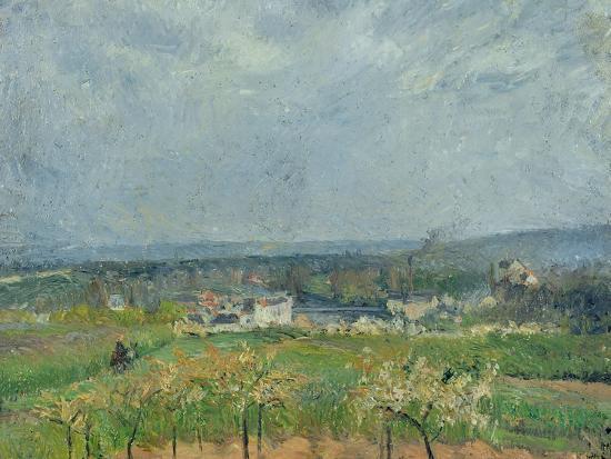 camille-pissarro-landscape-in-pontoise-1877