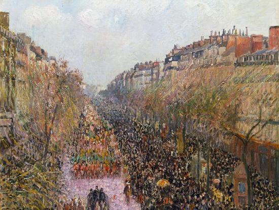 camille-pissarro-pissarro-mardi-gras-1897