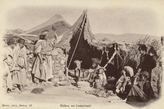 camp-at-biskra-algeria