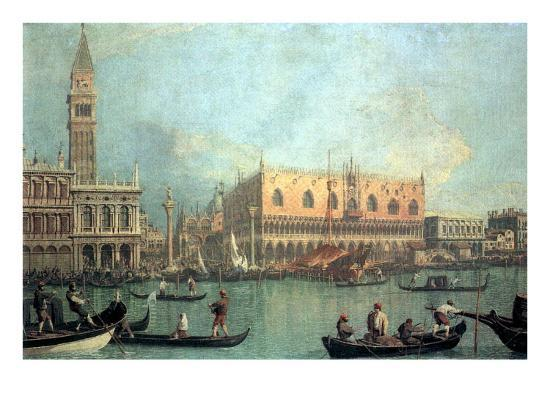 canaletto-palazzo-ducale