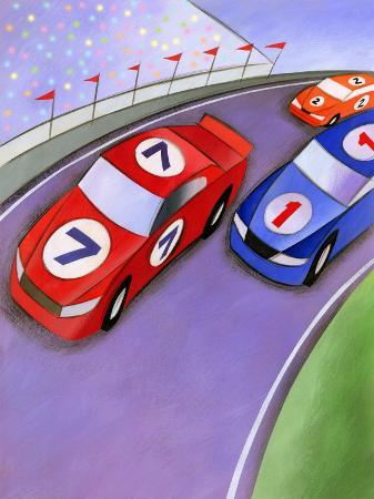 car-race-with-spectators