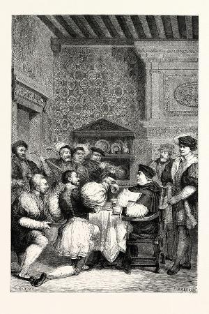 cardinal-wolsey-is-served-at-table-by-nobles-and-gentlemen