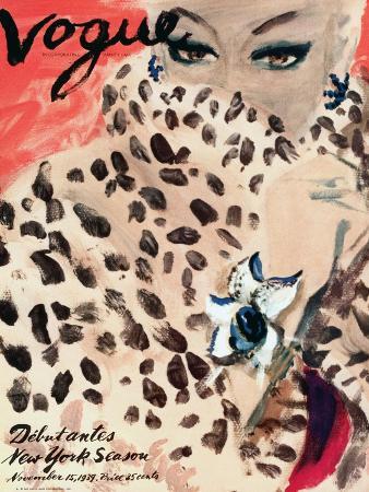 carl-eric-erickson-vogue-cover-november-1939-leopard-love