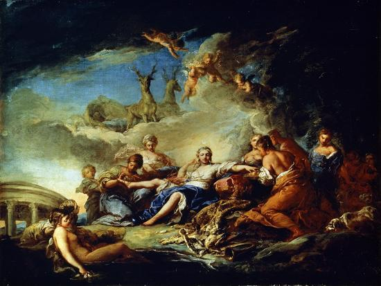 carle-van-loo-diana-s-rest-on-the-hunt-17th-century
