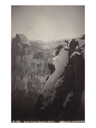 carleton-emmons-watkins-vue-generale-de-glacier-point-yosemite