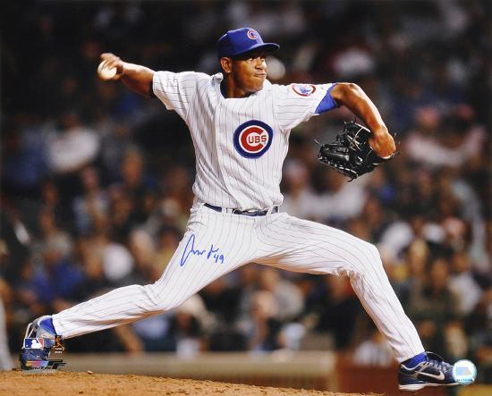 carlos-marmol-chicago-cubs-autographed-photo-hand-signed-collectable
