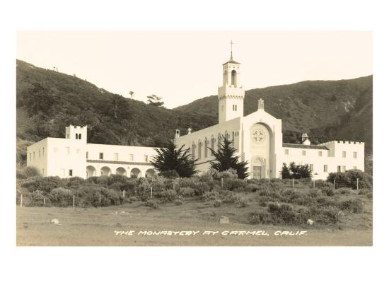 carmel-monastery-california