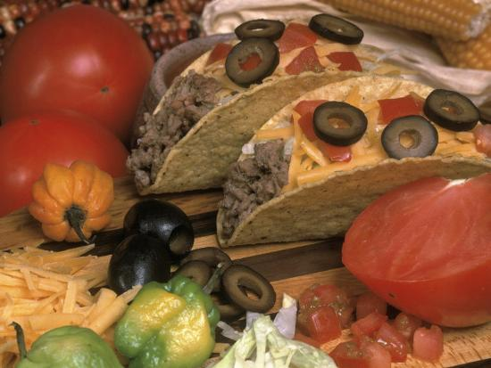 carol-mike-werner-ingredients-for-a-mexican-taco