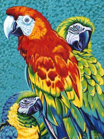 carolee-vitaletti-birds-in-paradise-iii