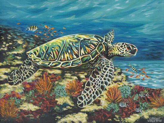 carolee-vitaletti-deep-sea-swimming-ii