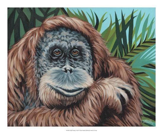 carolee-vitaletti-jungle-monkey-i