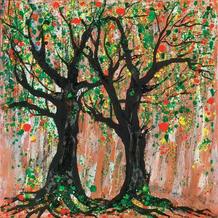 carolyn-mary-kleefeld-pomegranate-tree-2012