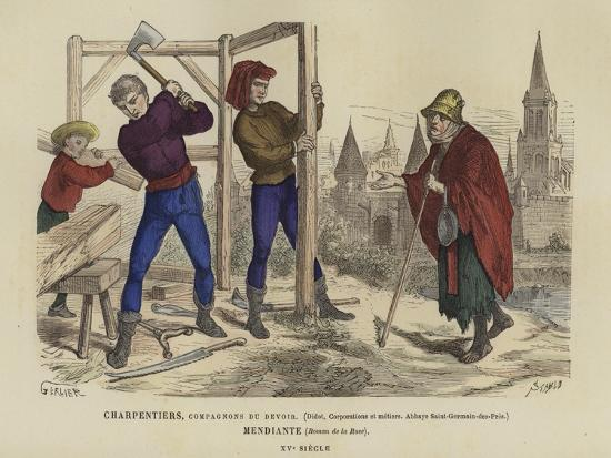 carpenters-and-a-beggar-15th-century