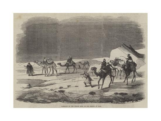 carriage-of-the-indian-mail-on-the-desert-of-suez