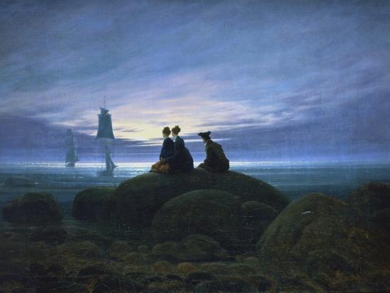 caspar-david-friedrich-moonrise-over-the-sea-1774