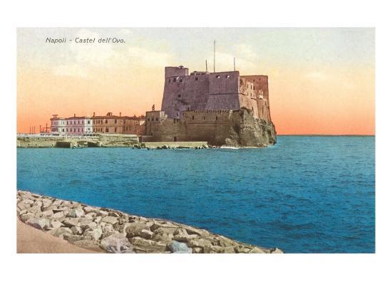 castel-dell-ovo-naples-italy