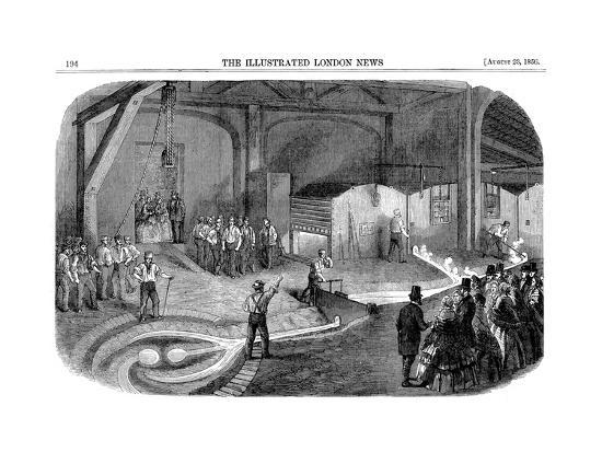 casting-the-bell-for-the-westminster-clock-tower-1856