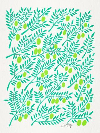 cat-coquillette-greens-olive-branches
