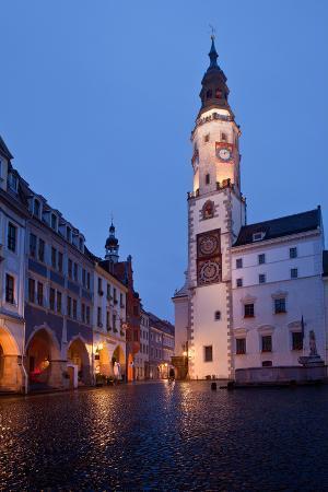catharina-lux-germany-saxony-gshrlitz-untermarkt-city-hall