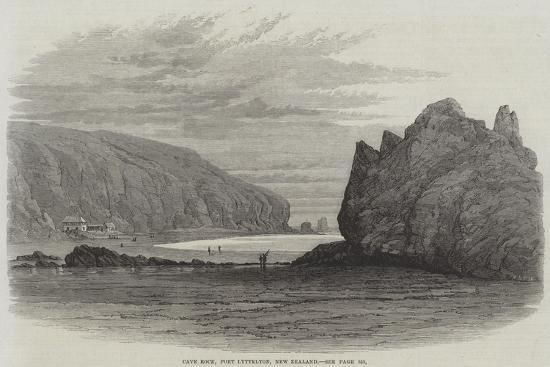 cave-rock-port-lyttelton-new-zealand