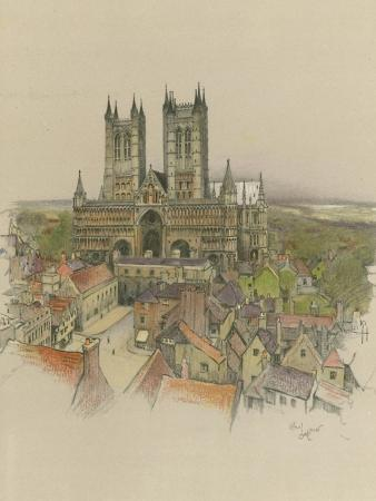 cecil-aldin-lincoln-cathedral