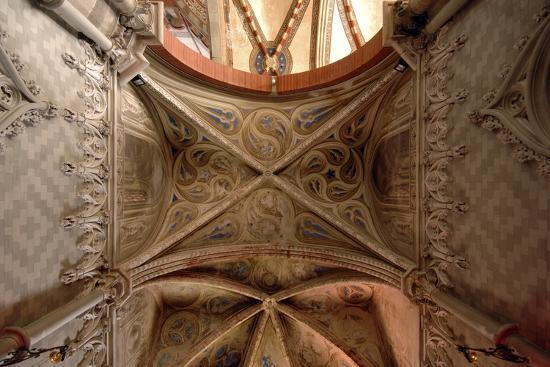 ceiling-of-chapel-of-the-sacrament