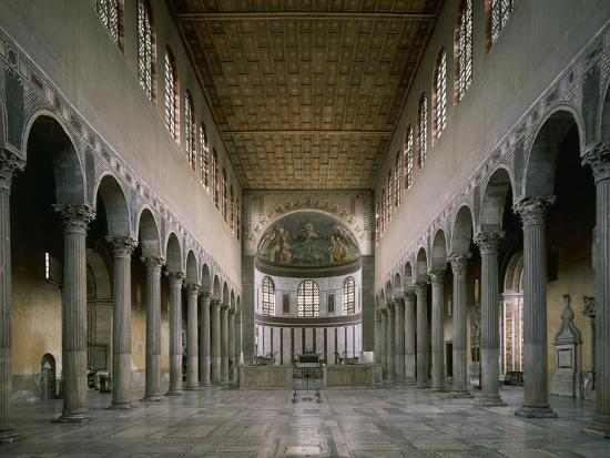 central-nave-and-apse-basilica-of-st-sabine-rome-italy-5th-century