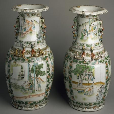 ceramic-vases-with-expanded-and-lobed-mouth-china