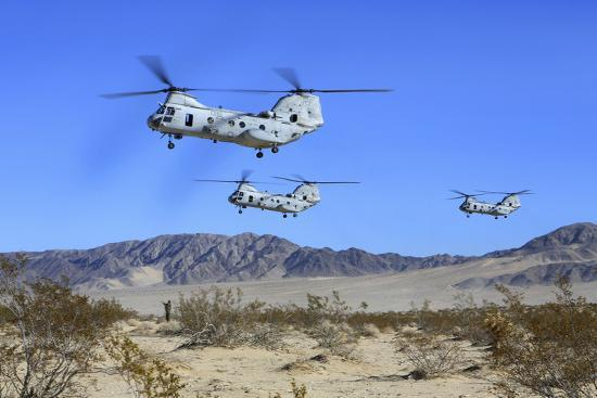 ch-46e-sea-knight-transport-helicopters-fly-over-camp-wilson
