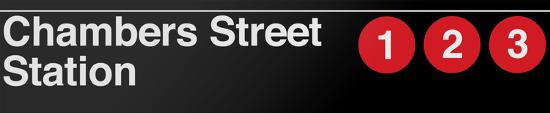 chambers-street-new-york-nyc-subway-1-sign