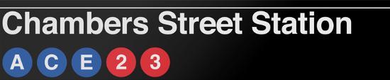 chambers-street-new-york-nyc-subway-2-sign