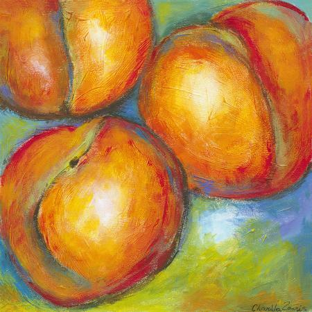 chariklia-zarris-abstract-fruits-ii