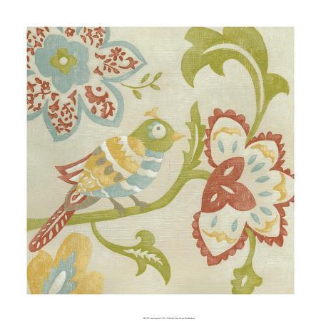 chariklia-zarris-linen-songbird-i