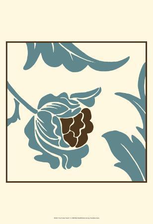 chariklia-zarris-teal-floral-motif-i
