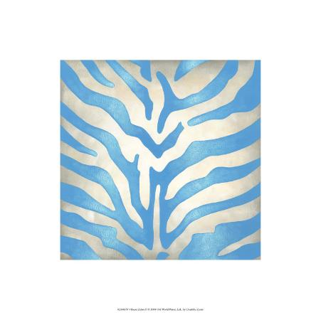 chariklia-zarris-vibrant-zebra-ii