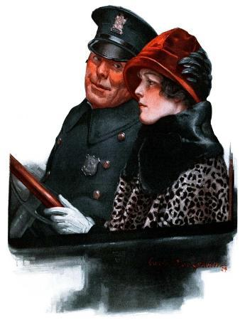 charles-a-maclellan-police-escort-march-15-1924