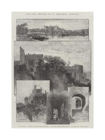 charles-auguste-loye-arundel-castle