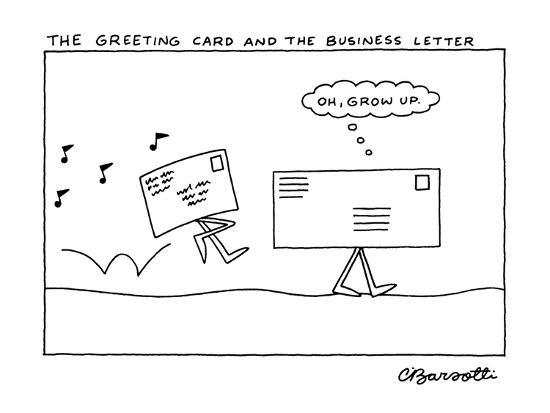 charles-barsotti-the-greeting-card-and-the-business-letter-new-yorker-cartoon