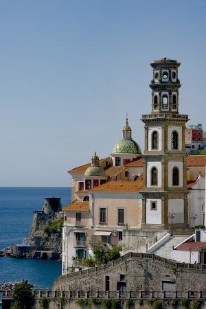 charles-bowman-atrani-church-tower-italy