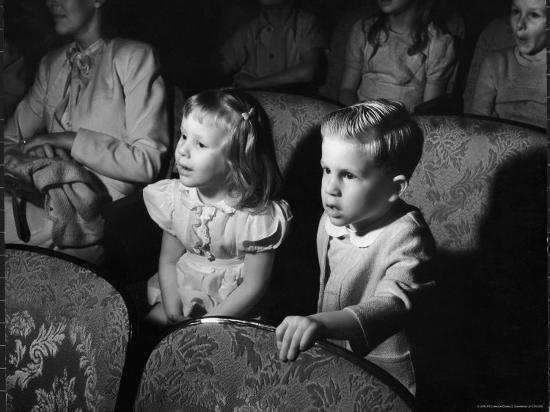 charles-e-steinheimer-children-watching-cartoons-in-a-movie-theater