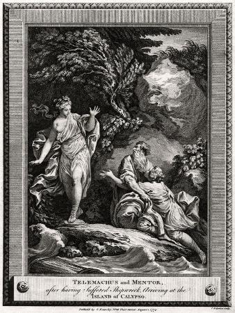 charles-grignion-telemachus-and-mentor-after-having-suffered-a-shipwreck-arrive-at-the-island-of-calypso-1774