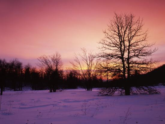 charles-gurche-sunrise-at-thorton-gap-shenandoah-national-park-virginia-usa