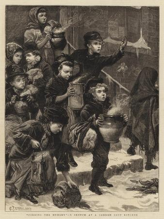 charles-joseph-staniland-feeding-the-hungry-a-sketch-at-a-london-soup-kitchen