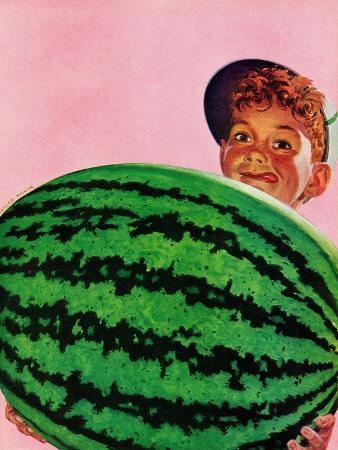charles-kaiser-big-watermelon-august-22-1942